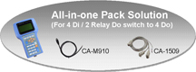 All-in-One Pack Solution